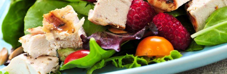 rehab center healthy dining